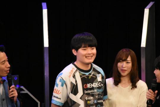LJL W7 Gaeng Interview